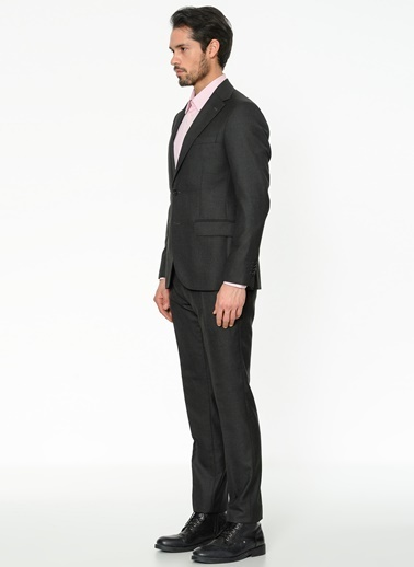 Gravitas Takım Elbise Siyah